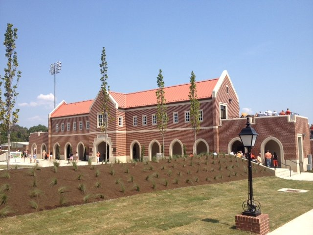Hendrix College Young-Wise Stadium