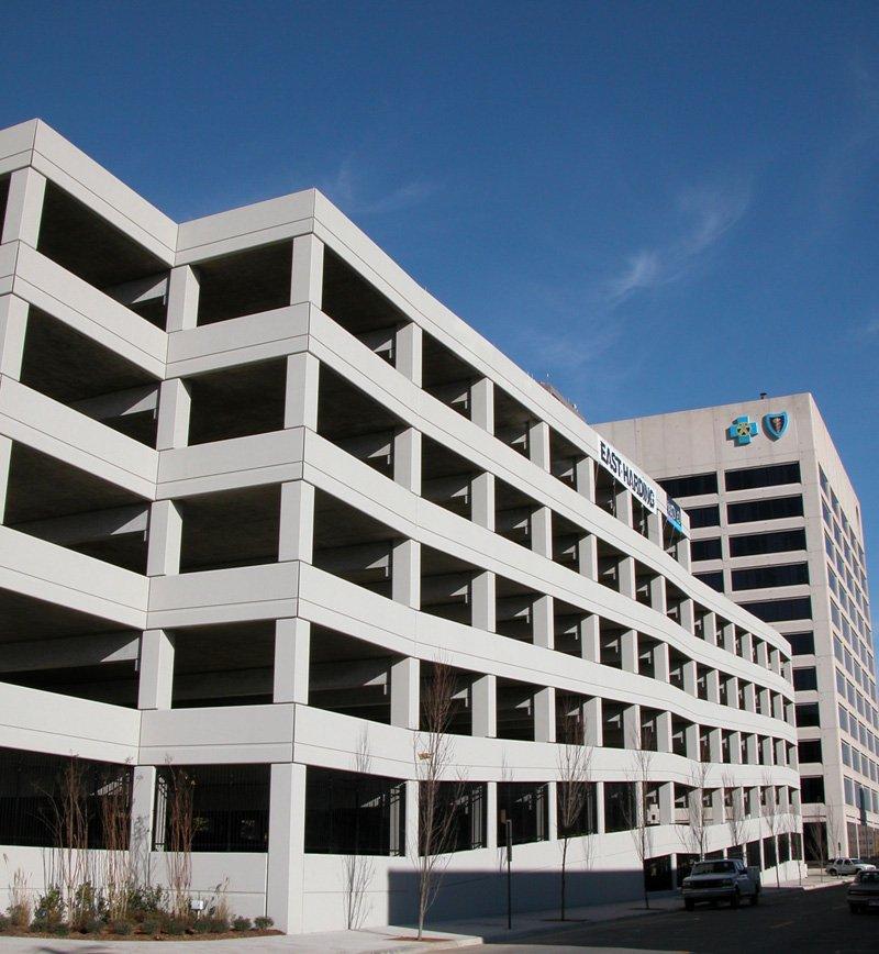 BlueCross BlueShield Parking Facility