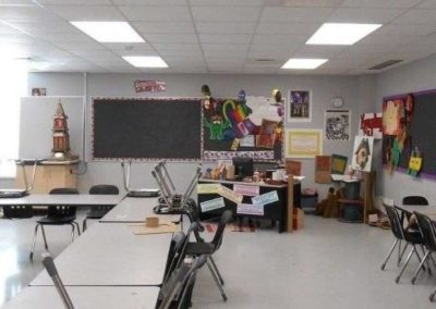 Dollarway High School George W. Stepps Technology Center/ES