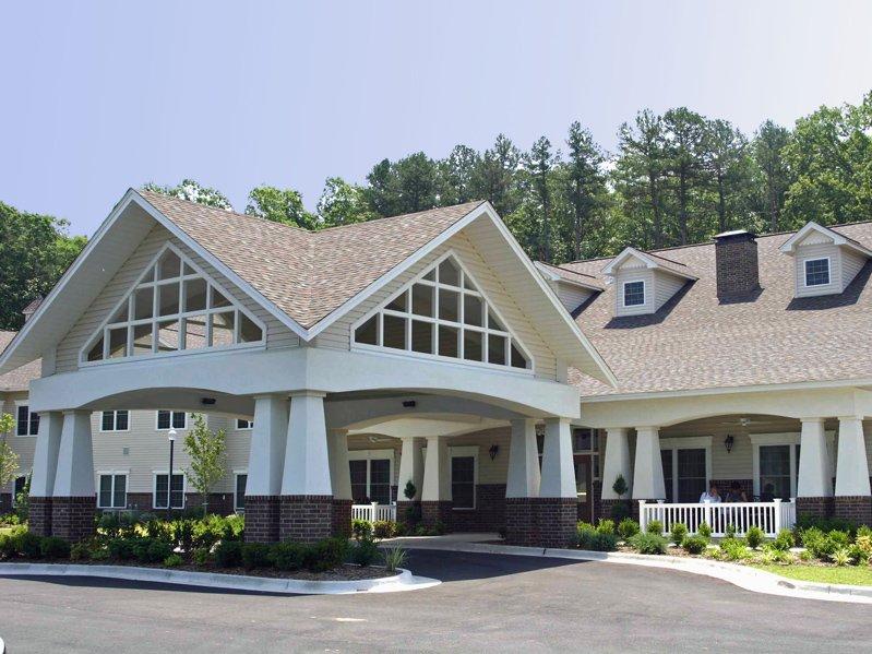 Eagle Mountain Retirement Center/ES