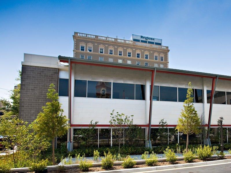 Pulaski County Criminal Justice Building/ES
