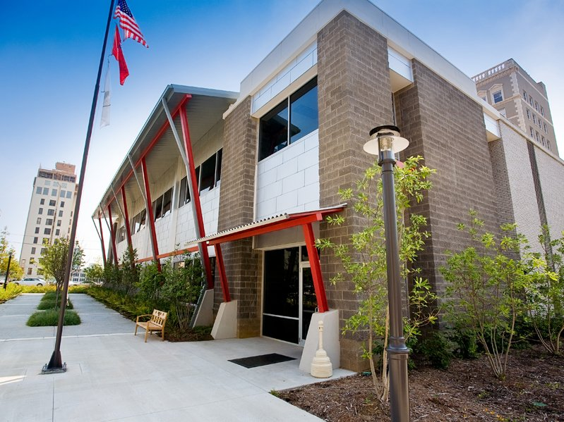 Pulaski County Criminal Justice Building