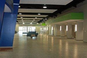Pulaski Tech South Campus Entrance