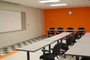 Pulaski Tech South Campus Classroom