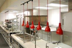 Pulaski Tech South Campus Kitchen