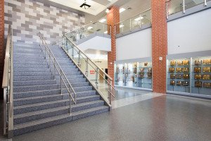 Farmington High School Phase I - Common Area