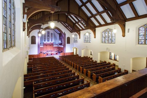 University of the Ozarks | Munger Chapel/Renovation/ES