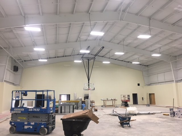 Lighthouse Academies Gymnasium Update!