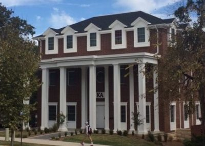 University of Arkansas-Fayetteville | Kappa Alpha Alpha Omicron/ES