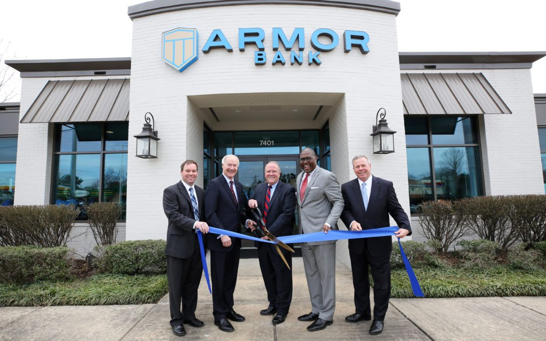 Armor Bank-Another Great EAST HARDING Project…