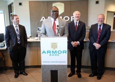 Armor Bank-General Contractor