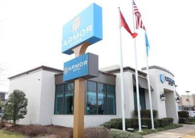 Armor Bank-General Contractor/ES