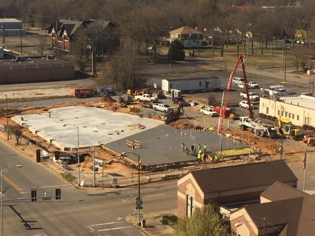 Pine Bluff Main Library Update!