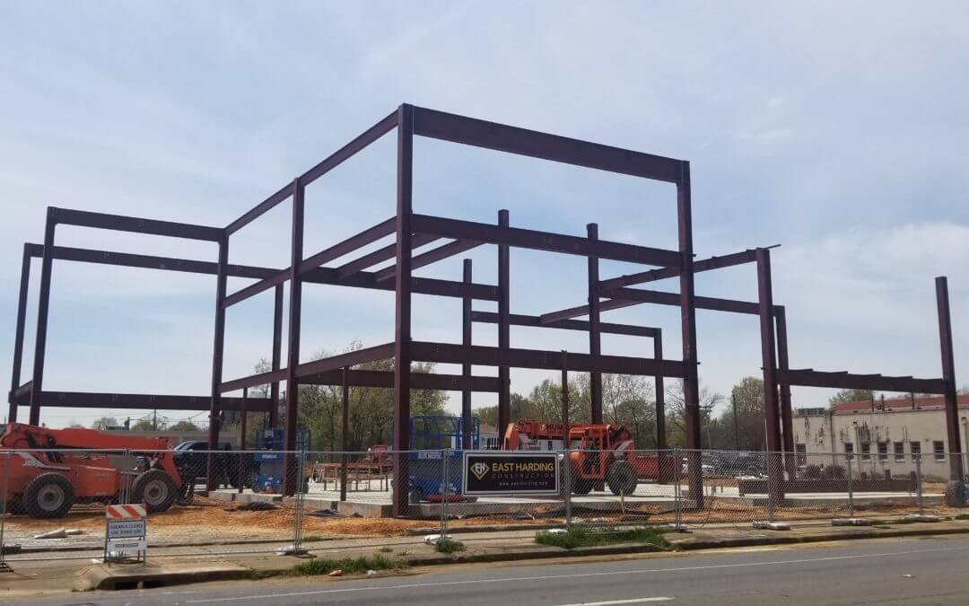 Photo Update! Pine Bluff Main Library