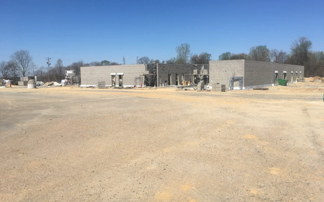 Photo Update! Phillips County Justice Complex
