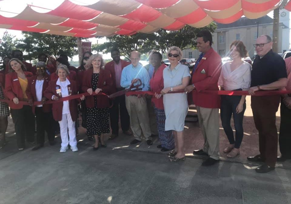 Barraque Plaza Ribbon Cutting Ceremony…