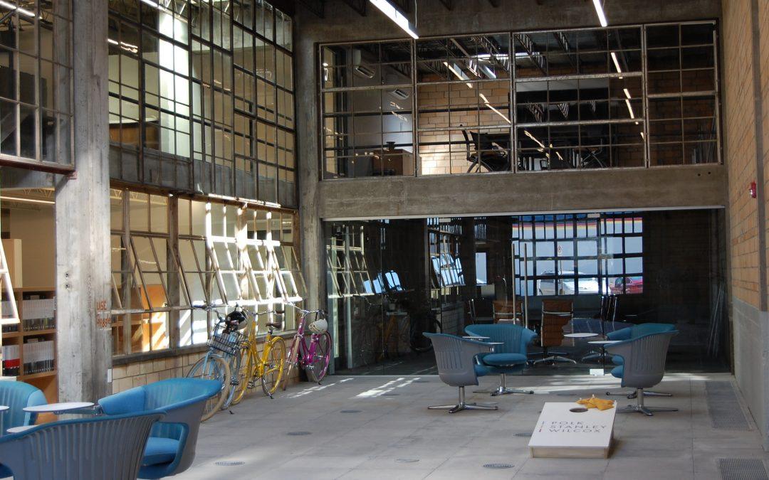 Polk Stanley Wilcox Architects New Headquarters…