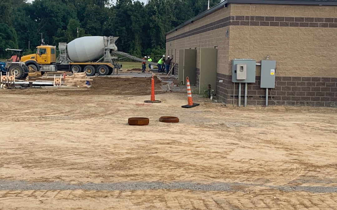 Phillips County Justice Complex Update…