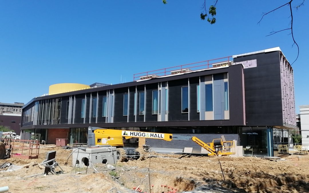 Pine Bluff Main Library Progress Update