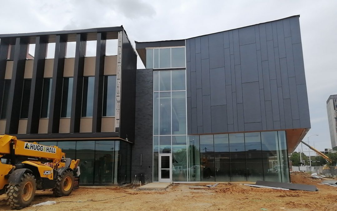Pine Bluff Main Library-Photo Update