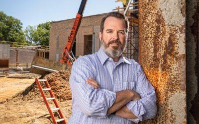 Van Tilbury Appointed President of the Arkansas Arts Center Board of Trustees…