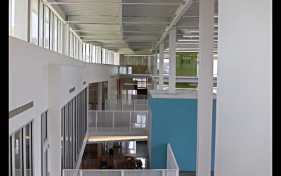 Pine Bluff Main Library-Interior Photos