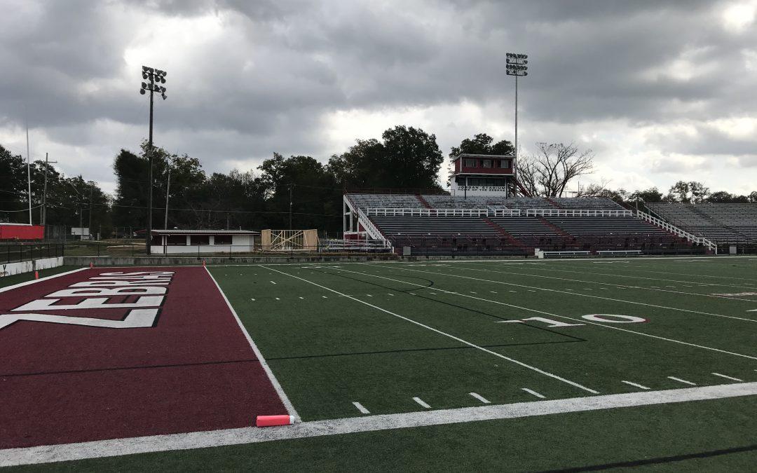 Pine Bluff School District | Jordan Stadium