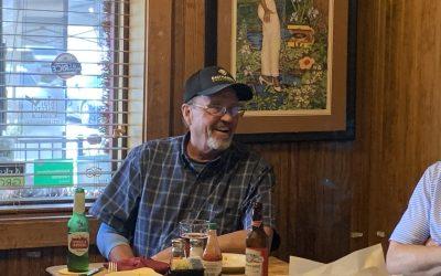 EHC Team Member, Greg Fluger, Sr. Vice President, Retires